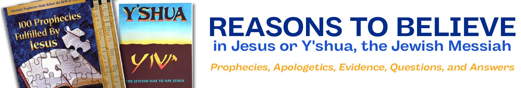Reasons To Believe In Jesus